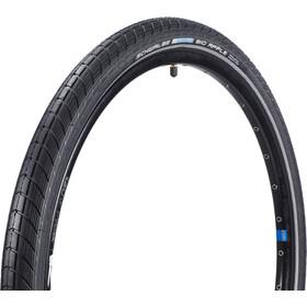 "SCHWALBE Big Apple Tyre Performance 26"" RaceGuard, wire bead Reflex"